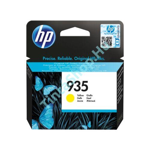 HP C2P22AE (No.935) YL-Yellow sárga eredeti (gyári, új) tintapatron