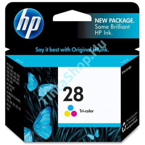 HP C8728AE (No.28) színes (C-Color) eredeti (gyári, új) tintapatron