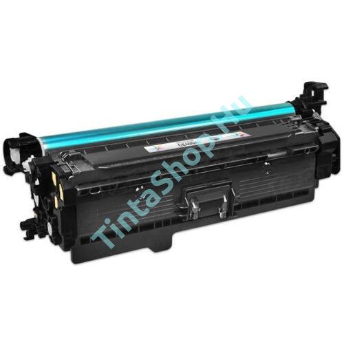 HP CF400X (No.201X) BK fekete (BK-Black) nagy kapacitású kompatibilis (utángyártott) toner