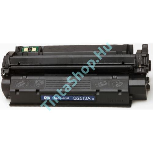 HP Q2613A (No.13A) BK fekete (BK-Black) kompatibilis (utángyártott) toner