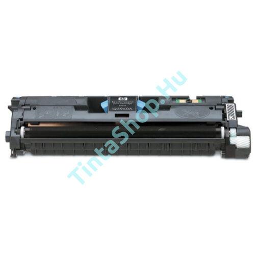 HP Q3960A (No.122A) BK fekete (BK-Black) kompatibilis (utángyártott) toner
