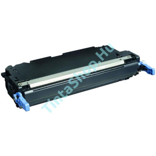 HP Q6470A (No.501A) BK fekete (BK-Black) kompatibilis (utángyártott) toner