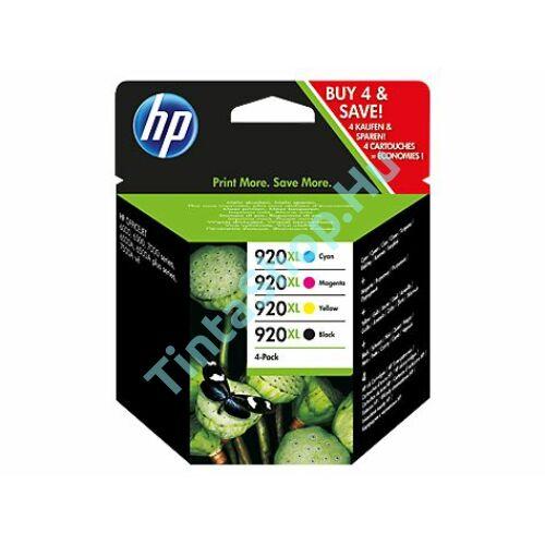 HP C2N92AE (No.920 XL) eredeti (gyári, új) multipack