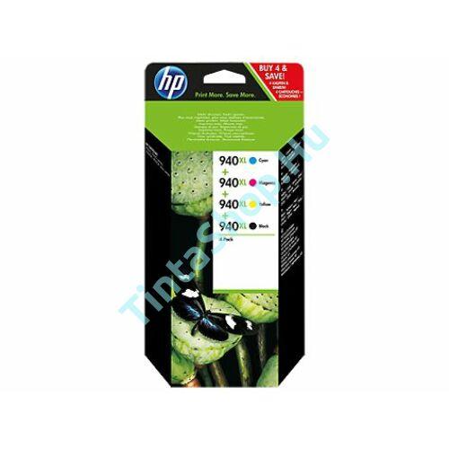 HP C2N93AE (No.940 XL) Multipack fekete eredeti (gyári, új) tintapatron