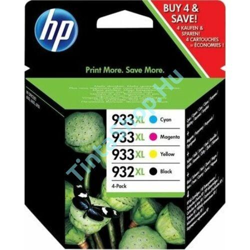 HP C2P42AE (No.932XL/933XL) Multipack fekete eredeti (gyári, új) tintapatron