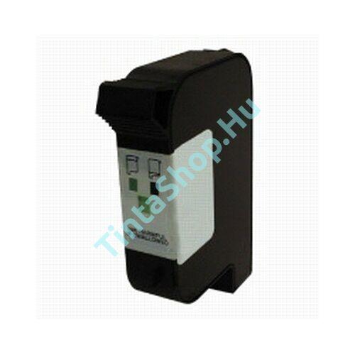 HP C6615D (No.15) fekete (BK-Black) kompatibilis (utángyártott) tintapatron