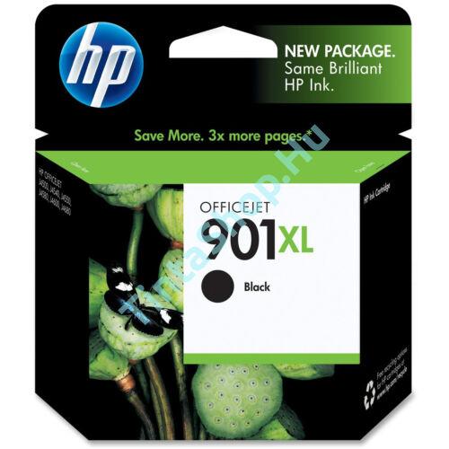 HP CC654AE (No.901) XL BK fekete (BK-Black) nagy kapacitású eredeti (gyári, új) tintapatron