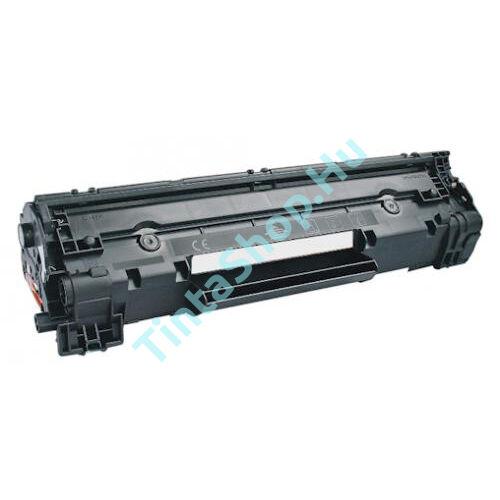 HP CE278A (No.78A) BK fekete (BK-Black) kompatibilis (utángyártott) toner