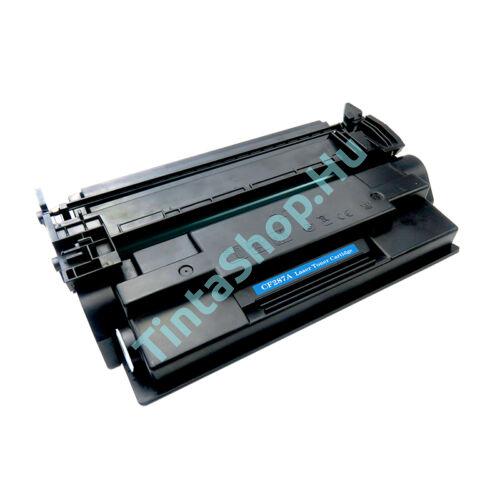 HP CF287A (No.87A) BK fekete (BK-Black) kompatibilis (utángyártott) toner