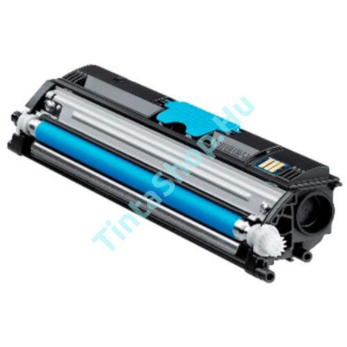 Minolta MC 1600 CY cián (kék) (CY-Cyan) kompatibilis (utángyártott) toner
