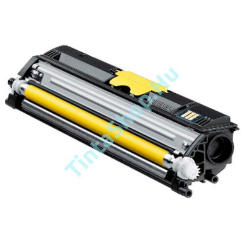 Minolta MC 1600 YL sárga (YL-Yellow) kompatibilis (utángyártott) toner