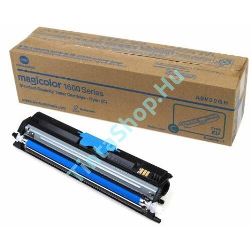 Minolta MC 1600 CY cián (kék) (CY-Cyan) eredeti (gyári, új) toner