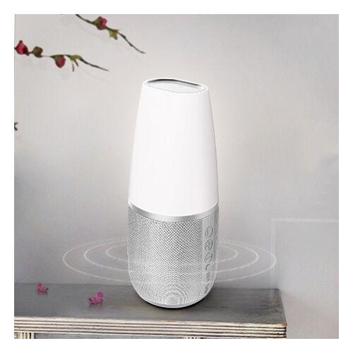 Bluetooth hangszóró + Led lámpa Epoch EBS-701 gray