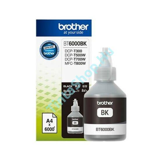 Brother BT6000 BK fekete (BK-Black) eredeti (gyári, új) tintapatron