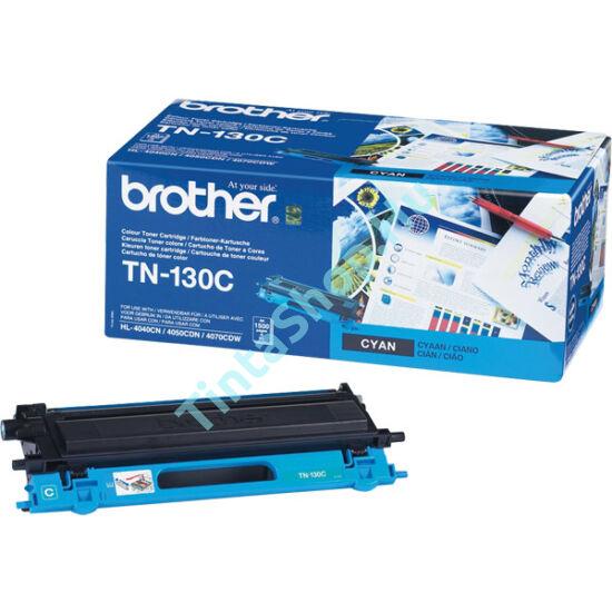 Brother TN-130 CY cián (kék) (CY-Cyan) eredeti (gyári, új) toner