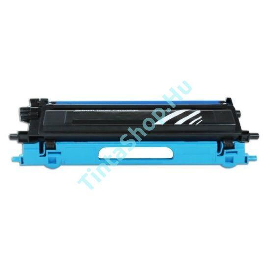 Brother TN-135 CY cián (kék) (CY-Cyan) kompatibilis (utángyártott) toner