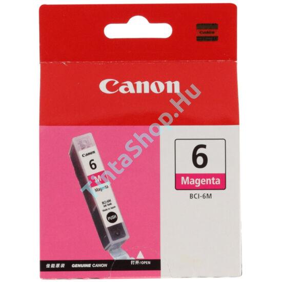 Canon BCI-6 MG bíbor (piros) (MG-Magenta) eredeti (gyári, új) tintapatron