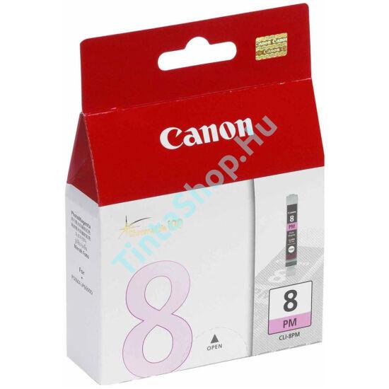 Canon CLI-8 PM fotó bíbor (fotó piros) (PM-Photo Magenta) eredeti (gyári, új) tintapatron