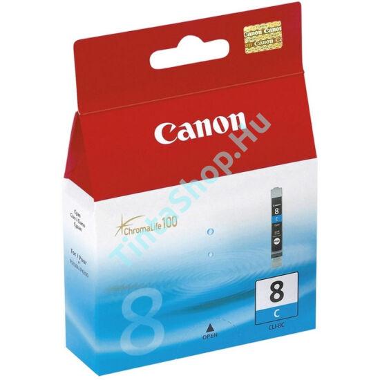Canon CLI-8 CY cián kék (CY-Cyan) eredeti (gyári, új) tintapatron