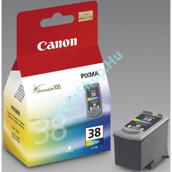 Canon CL-38 színes (C-Color) eredeti (gyári, új) tintapatron