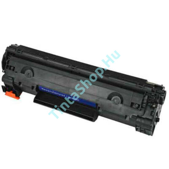 Canon CRG-725 BK fekete (BK-Black) kompatibilis (utángyártott) toner