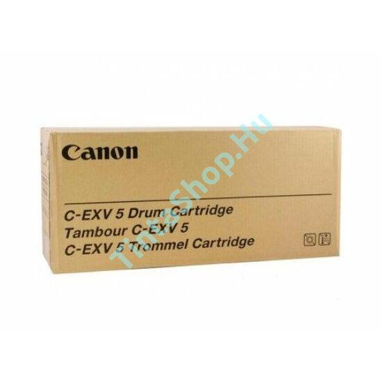 Canon IR 1600 (C-EXV 5) BK fekete (BK-Black) eredeti (gyári, új) dobegység