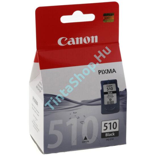 Canon PG-510 fekete (BK-Black) eredeti (gyári,új)  tintapatron