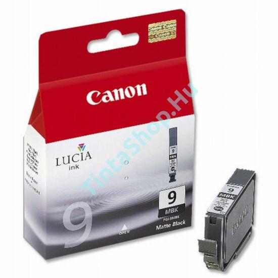 Canon PGI-9 MBK matt fekete (MBK-Matte Black) eredeti (gyári, új) tintapatron