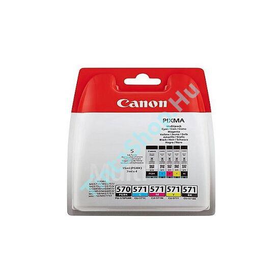 Canon PGI570/CLI571 Multipack eredeti (gyári, új) tintapatron