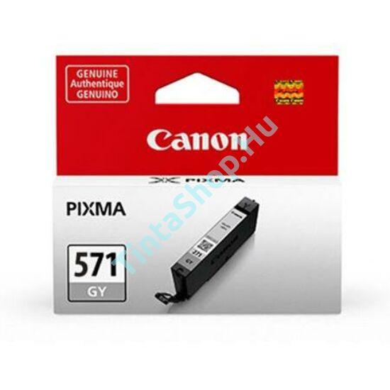 Canon CLI-571 Gray szürke (GY-Gray) eredeti (gyári, új) tintapatron