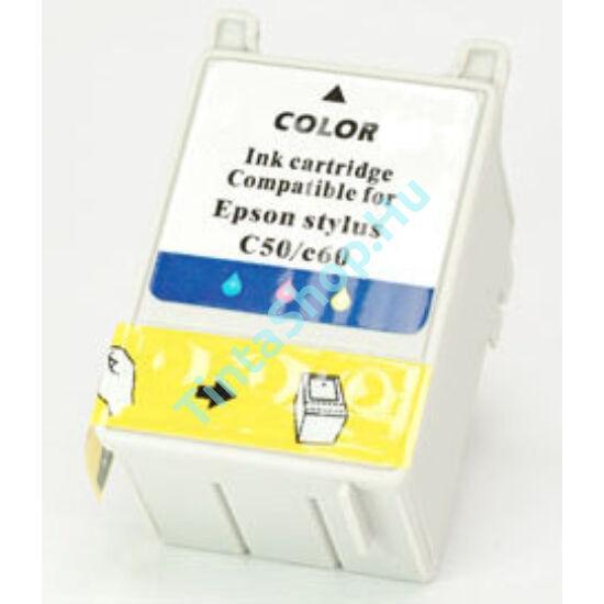 Epson T029 C színes (C-Color) kompatibilis (utángyártott) tintapatron