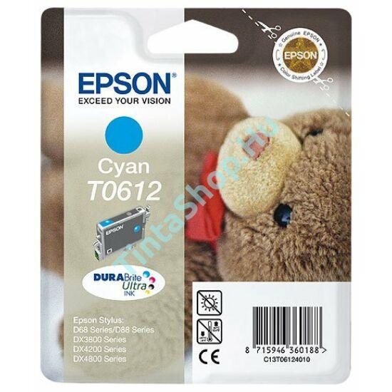 Epson T0612 CY cián kék (CY-Cyan) eredeti (gyári, új) tintapatron