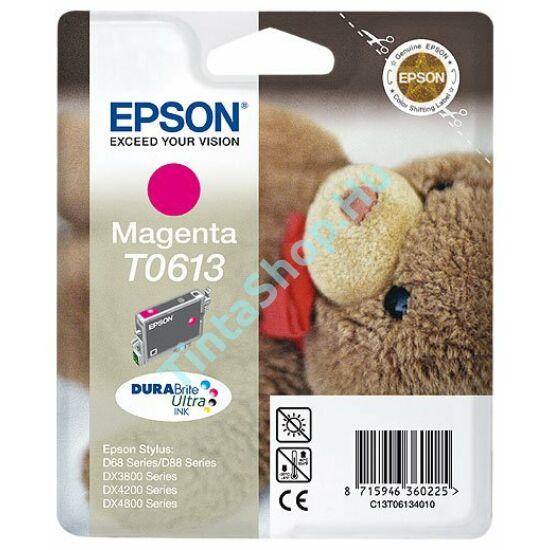 Epson T0613 MG magenta (MG-Magenta) eredeti (gyári, új) tintapatron