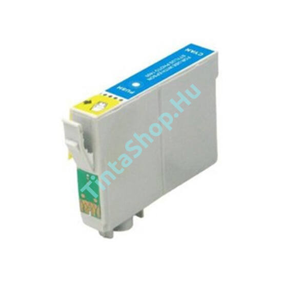 Epson T0792 CY cián (kék) (CY-Cyan) kompatibilis (utángyártott) tintapatron