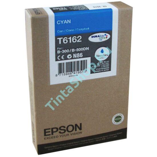 Epson T616200 CY cián (kék) (CY-Cyan) eredeti (gyári, új) tintapatron