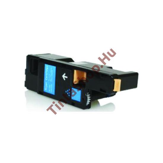 Epson C1700 CY cián (kék) (CY-Cyan) kompatibilis (utángyártott) toner