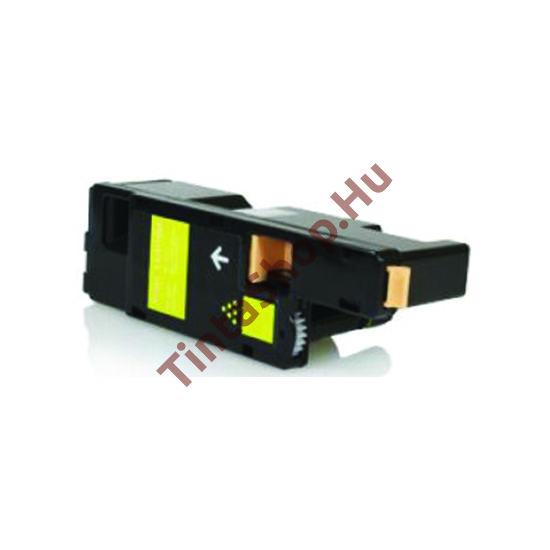 Epson C1700 YL sárga (YL-Yellow) kompatibilis (utángyártott) toner