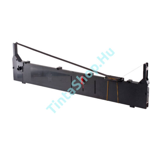 Epson DFX 5000 \ DFX 8000 \ DFX 8500 (S015055) (8766) BK fekete (BK-Black) kompatibilis (utángyártott) festékszalag