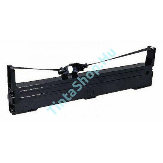 Epson FX 890 / LQ 590 (S015329) BK fekete (BK-Black) kompatibilis (utángyártott) festékszalag
