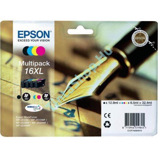 Epson T1636 (No.16 XL) Multipack eredeti (gyári, új) tintapatron