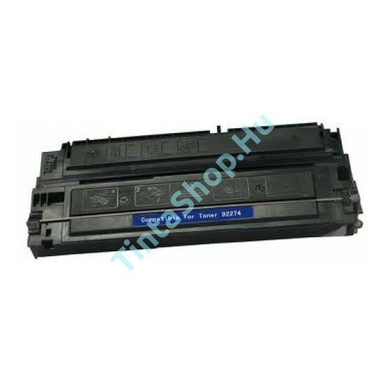 HP C92274A (No 74A) fekete (BK-Black) kompatibilis (utángyártott) toner
