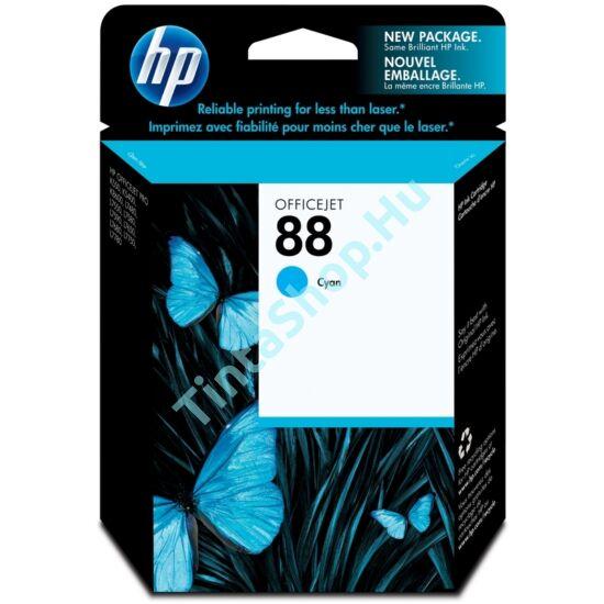 HP C9386A (No.88) CY cián (kék) (CY-Cyan) eredeti (gyári, új) tintapatron