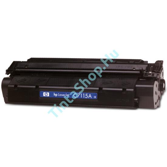 HP C7115A (No 15A) fekete (BK-Black) kompatibilis (utángyártott) toner
