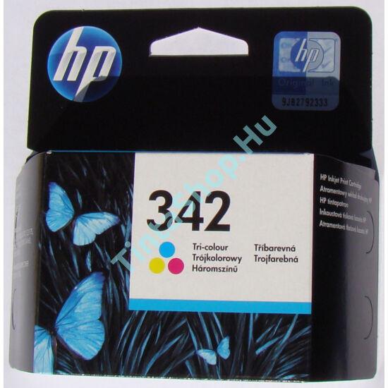 HP C9361EE (No.342) színes (C-Color) eredeti (gyári, új) tintapatron