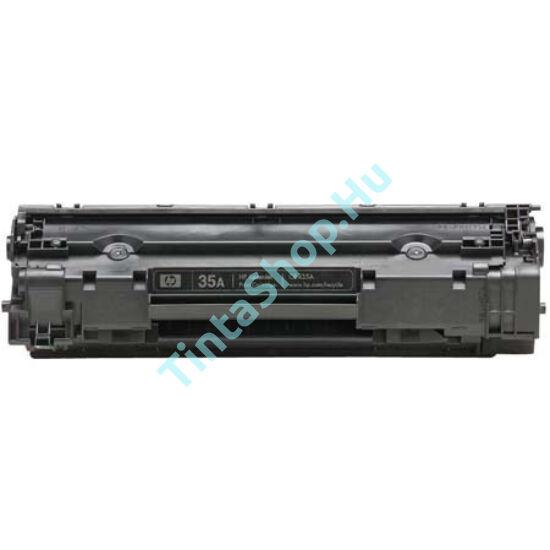HP CB435A (No.35A) fekete (BK-Black) kompatibilis (felújított) toner