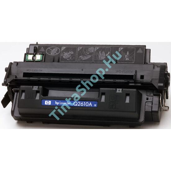 HP Q2610A (No.10A) BK fekete (BK-Black) kompatibilis (utángyártott) toner