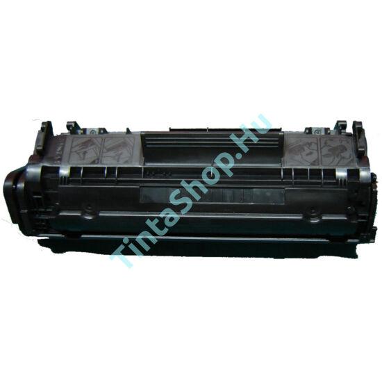 HP Q2612A (No.12A) BK fekete (BK-Black) kompatibilis (utángyártott) toner