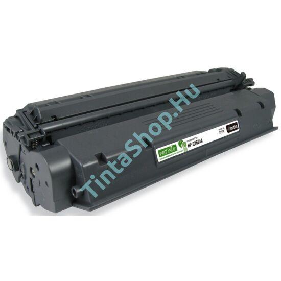 HP Q2624A (No.24A) BK fekete (BK-Black) kompatibilis (utángyártott) toner