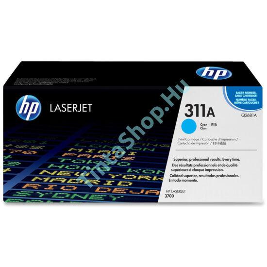 HP Q2681A (No.311A) CY cián (kék) (CY-Cyan) eredeti (gyári, új) toner