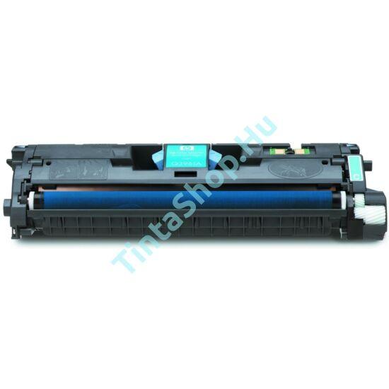 HP Q3961A (No.122A) CY cián (kék) (CY-Cyan) kompatibilis (utángyártott) toner